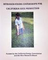 Nitrogen Fixing Covercrops for California Rice Production, 1996